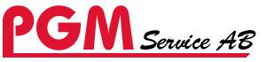 PGM Service logga